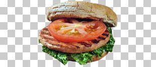 Hamburger Veggie Burger Fast Food Breakfast Sandwich Cheeseburger PNG