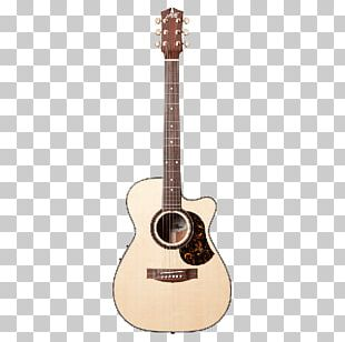 Steel-string Acoustic Guitar Musical Instruments Maton Dreadnought PNG