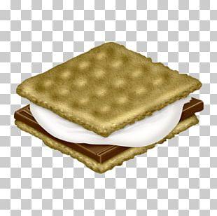 Graham Cracker Cookie Biscuit Dessert PNG