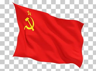 Flag Of The Soviet Union Russian Revolution National Flag PNG