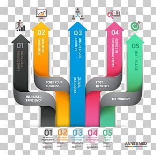 Infographic Diagram Arrow PNG