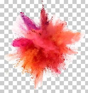 Color Dust Explosion Photography Drawing PNG