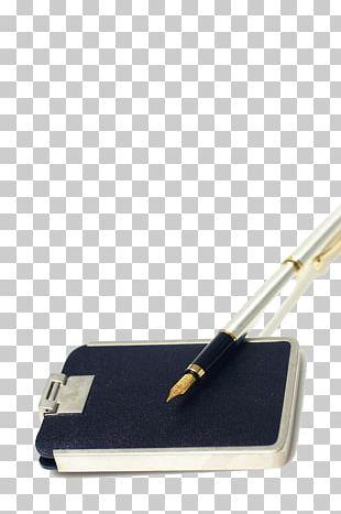 Office Supplies Pen Notebook Cargo PNG