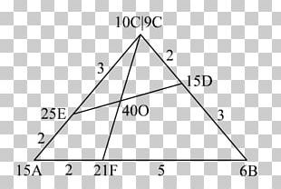 Triangle Mass Point Geometry Vertex PNG