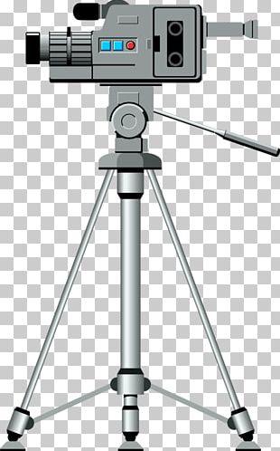 Tripod Video Cameras PNG