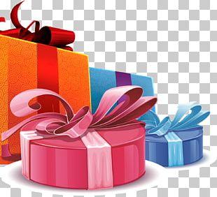 India Ribbon Gift PNG