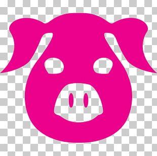 Pig Symbol Computer Icons Emoji PNG