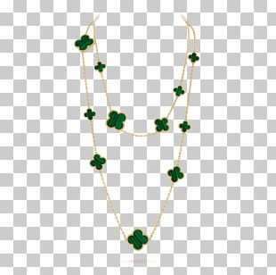 Necklace Earring Van Cleef & Arpels Jewellery Jewelry Design PNG