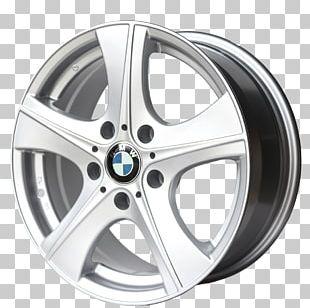 Alloy Wheel Car Spoke Tire PNG