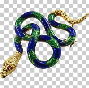 Colored Gold Brooch Snakes Jewellery PNG