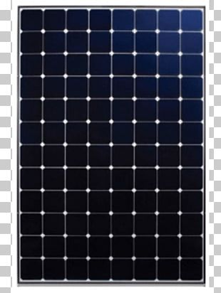 SunPower Solar Panels Monocrystalline Silicon Photovoltaics Solar Energy PNG