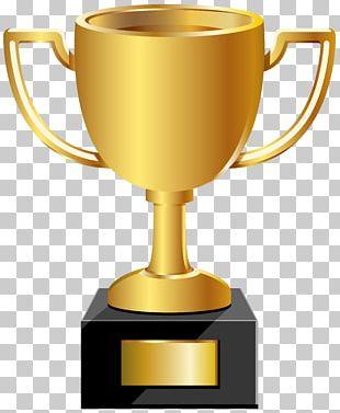 Trophy Medal PNG