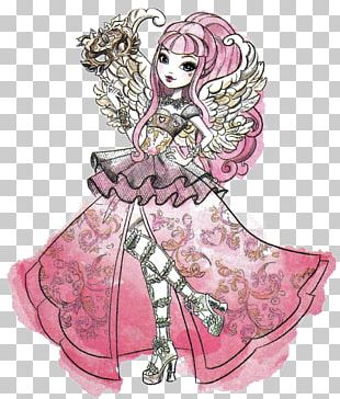 Queen Of Hearts Ever After High Doll Cupid Monster High PNG