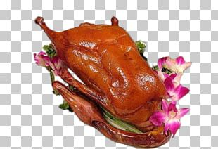 Roast Goose Peking Duck Cantonese Cuisine Barbecue Grill PNG