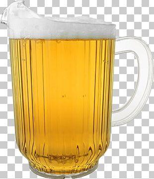 Beer Pitcher Cocktail Carib Stag Jug PNG