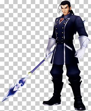 Kingdom Hearts Birth By Sleep Kingdom Hearts 3D: Dream Drop Distance Kingdom Hearts II Organization XIII Aqua PNG