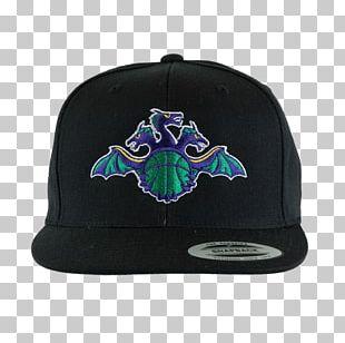 Baseball Cap 3 Headed Monsters Hat Basketball PNG