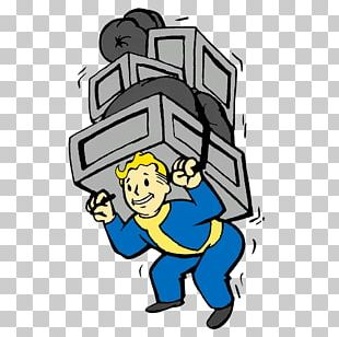 Fallout 4 Telegram Sticker Video Game PNG