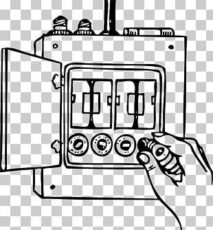 Fuse Wiring Diagram Drawing PNG