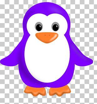 Emperor Penguin Antarctica PNG