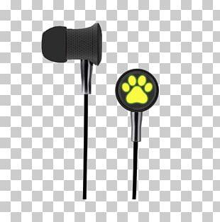 Headphones Adrien Agreste Black Cat Zagtoon PNG