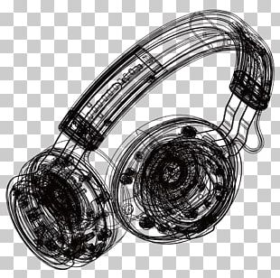 Headphones Product Design Illustration Headset PNG