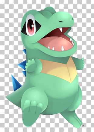 Pokémon Mystery Dungeon: Explorers Of Darkness/Time Totodile Art Tree Frog PNG