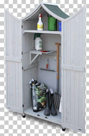 Shelf Shed Garden Kitchen Armoires & Wardrobes PNG