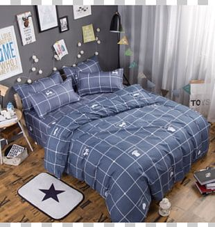 Bedding Bed Sheets Blanket Pillow PNG