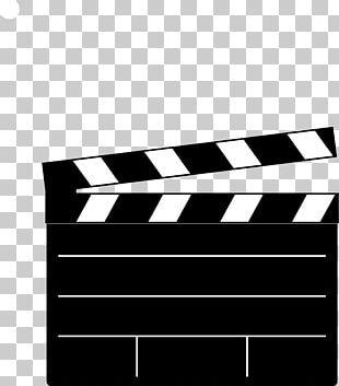 Clapperboard Film PNG