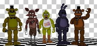 Five Nights At Freddy's 3 Fredbear's Family Diner Character Halloween Mask PNG