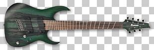 Seven-string Guitar Ibanez Electric Guitar String Instruments ESP Guitars PNG