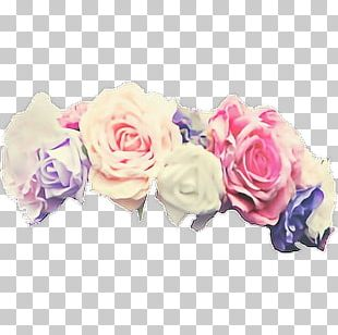 Crown Flower Wreath Garland PNG