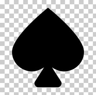 Playing Card Suit Card Game Ace Of Spades PNG