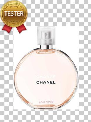 Chanel No. 5 Perfume Chanel CHANCE BODY MOISTURE Chanel Chance Eau Vive Eau De Toilette Spray PNG