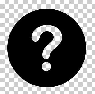 Question Mark Button Computer Icons PNG