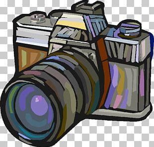 Canon AE-1 Camera Lens Photography Digital Cameras PNG