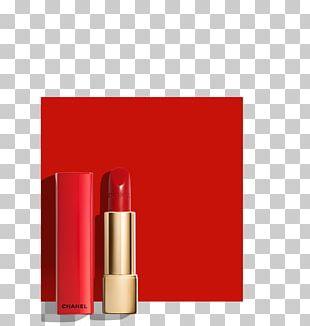 Chanel Rouge Allure Luminous Intense Lip Colour Lipstick Chanel Rouge Coco Lip Colour Red PNG