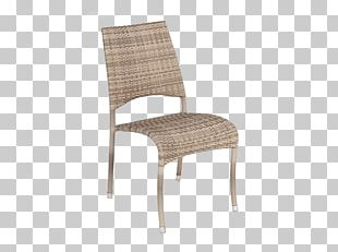 Table Garden Furniture Chair Rattan PNG