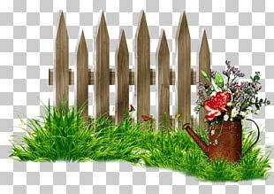 Fence Garden PNG