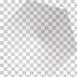 Hexagon Line Pattern PNG