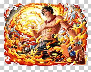 Portgas D. Ace One Piece Treasure Cruise Boa Hancock Edward Newgate Tony Tony Chopper PNG