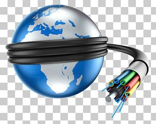 Optical Fiber Fiber-optic Communication Fiber To The X Internet Bandwidth PNG