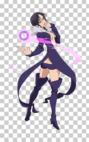 Meliodas The Seven Deadly Sins Merlin Anime PNG