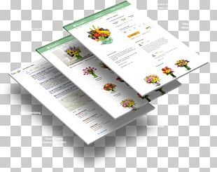 Digital Marketing Floristry Flower Business Plan PNG