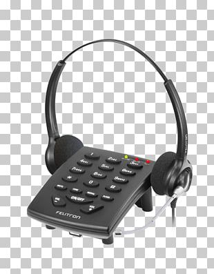 Headset Telephone Headphones Yealink SIP-T41S Home & Business Phones PNG