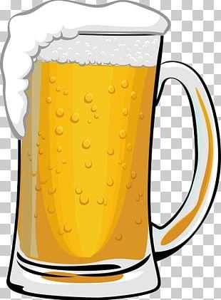 Beer Glasses Cocktail Drink Cup PNG