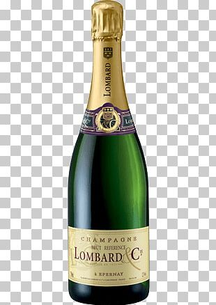 Champagne Lombard & Cie Brut Référence PNG