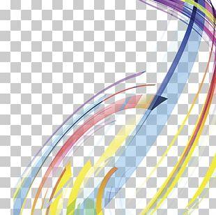 Light Euclidean Curve PNG