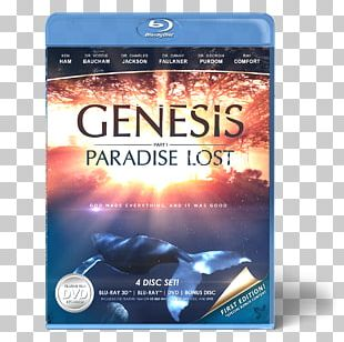 Blu-ray Disc DVD Paradise Lost Genesis Film PNG